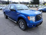 2012 Ford F150 STX SuperCab 4x4 Data, Info and Specs