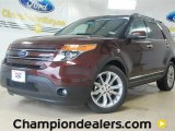 2012 Cinnamon Metallic Ford Explorer Limited #57486397