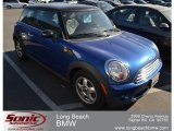 2007 Lightning Blue Metallic Mini Cooper Hardtop #57486679