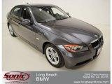 2008 Space Grey Metallic BMW 3 Series 328i Sedan #57486670