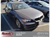 2008 Space Grey Metallic BMW 3 Series 328i Sedan #57486669