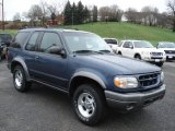 2000 Ford Explorer Sport 4x4 Front 3/4 View