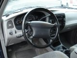 2000 Ford Explorer Sport 4x4 Steering Wheel