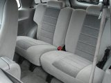 2000 Ford Explorer Sport 4x4 Medium Graphite Interior