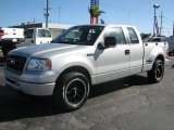 2007 Ford F150 STX SuperCab Flareside Data, Info and Specs