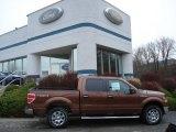 2011 Golden Bronze Metallic Ford F150 XLT SuperCrew 4x4 #57486380