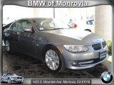 2011 Space Gray Metallic BMW 3 Series 328i Convertible #57486659