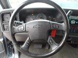 2006 Chevrolet Silverado 1500 LT Extended Cab Steering Wheel