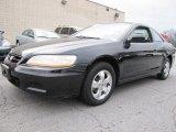 2002 Nighthawk Black Pearl Honda Accord EX Coupe #57486934
