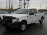 2010 Oxford White Ford F150 XL SuperCab #57486918