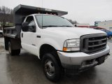 2003 Ford F350 Super Duty XL Regular Cab 4x4 Dump Truck Data, Info and Specs
