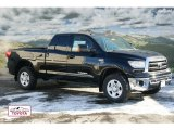 2012 Black Toyota Tundra Double Cab 4x4 #57486274
