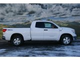 2012 Super White Toyota Tundra TRD Double Cab 4x4 #57486273