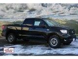2012 Black Toyota Tundra TRD Rock Warrior Double Cab 4x4 #57486271