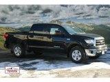 2012 Black Toyota Tundra CrewMax 4x4 #57486270