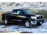 2012 Black Toyota Tundra Double Cab 4x4 #57486269