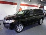 2010 Black Toyota Highlander Limited #57486266