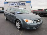 2007 Blue Granite Metallic Chevrolet Cobalt LS Sedan #57486251