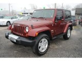 Jeep Wrangler 2008 Data, Info and Specs