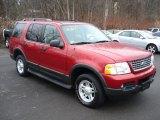 2003 Redfire Metallic Ford Explorer XLT 4x4 #57486567