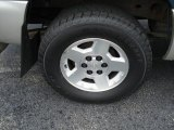 2006 Chevrolet Silverado 1500 LT Extended Cab 4x4 Wheel