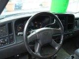 2006 Chevrolet Silverado 1500 LT Extended Cab 4x4 Steering Wheel