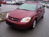 2007 Sport Red Tint Coat Chevrolet Cobalt LT Sedan #57486815