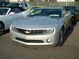 2012 Silver Ice Metallic Chevrolet Camaro LT Coupe #57486516