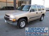2005 Sandstone Metallic Chevrolet Tahoe LS 4x4 #57486786