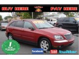 2004 Inferno Red Pearl Chrysler Pacifica AWD #57540145
