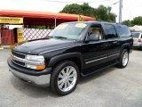 2001 Chevrolet Suburban 1500 LT 4x4 Custom Wheels