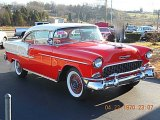 Chevrolet Bel Air 1955 Data, Info and Specs