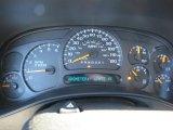 2007 GMC Sierra 2500HD Classic SLE Crew Cab 4x4 Gauges