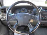 2007 GMC Sierra 2500HD Classic SLE Crew Cab 4x4 Steering Wheel
