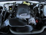 2007 GMC Sierra 2500HD Classic SLE Crew Cab 4x4 6.0 Liter OHV 16V Vortec VVT V8 Engine