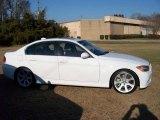 2008 Alpine White BMW 3 Series 335i Sedan #5736698