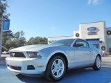 2011 Ingot Silver Metallic Ford Mustang V6 Premium Coupe #57539714