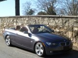 2007 Sparkling Graphite Metallic BMW 3 Series 335i Convertible #57539694