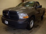 2012 Mineral Gray Metallic Dodge Ram 1500 ST Regular Cab 4x4 #57540366