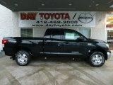 2012 Black Toyota Tundra TRD Double Cab 4x4 #57539677