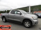 2008 Slate Gray Metallic Toyota Tundra Limited Double Cab 4x4 #57540314