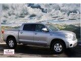 2008 Silver Sky Metallic Toyota Tundra Limited CrewMax 4x4 #57539616
