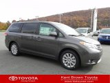 2012 Predawn Gray Mica Toyota Sienna Limited AWD #57540279