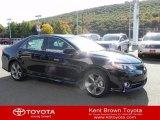 2012 Attitude Black Metallic Toyota Camry SE V6 #57540278