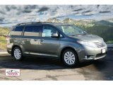 2012 Predawn Gray Mica Toyota Sienna Limited AWD #57539587