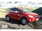 2011 Barcelona Red Metallic Toyota RAV4 V6 Limited 4WD #57539586