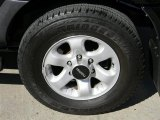 Isuzu Rodeo 1999 Wheels and Tires