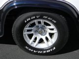 Chevrolet Chevy Van 1995 Wheels and Tires
