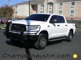 2010 Super White Toyota Tundra TRD Rock Warrior CrewMax 4x4 #57539569