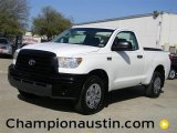 2007 Super White Toyota Tundra Regular Cab 4x4 #57539540